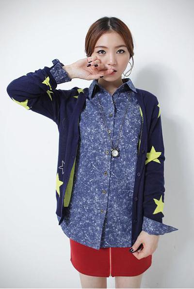 Hô biến với 5 kiểu áo khoác hot nhất Thu Đông 2010 - 6