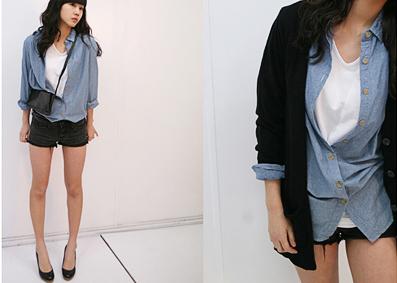 Hô biến với 5 kiểu áo khoác hot nhất Thu Đông 2010 - 7