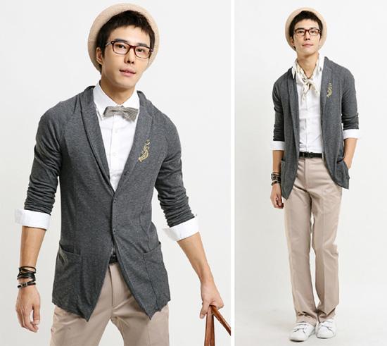 Hô biến với 5 kiểu áo khoác hot nhất Thu Đông 2010 - 12
