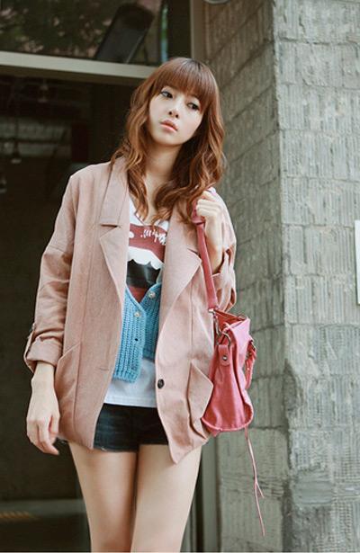Hô biến với 5 kiểu áo khoác hot nhất Thu Đông 2010 - 14