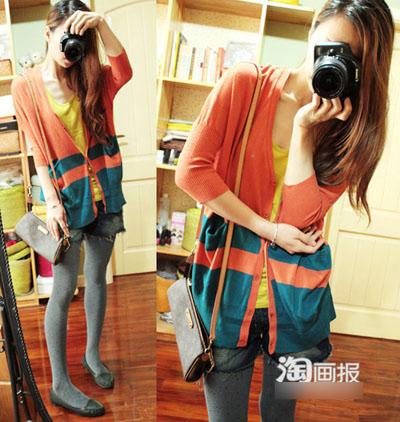 Hô biến với 5 kiểu áo khoác hot nhất Thu Đông 2010 - 8