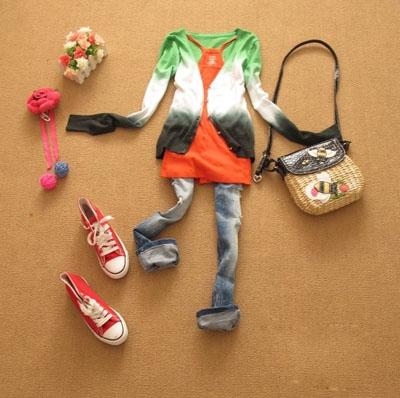 Hô biến với 5 kiểu áo khoác hot nhất Thu Đông 2010 - 9
