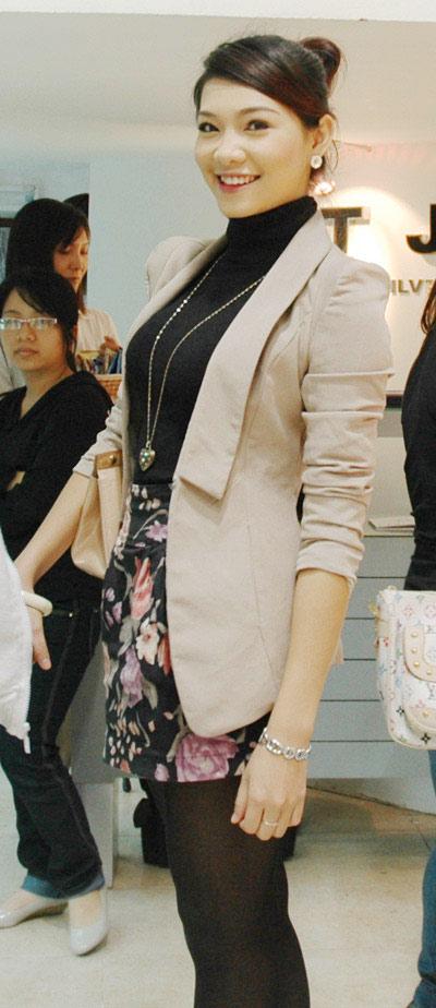 Hô biến với 5 kiểu áo khoác hot nhất Thu Đông 2010 - 17