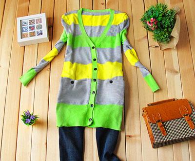 Hô biến với 5 kiểu áo khoác hot nhất Thu Đông 2010 - 10