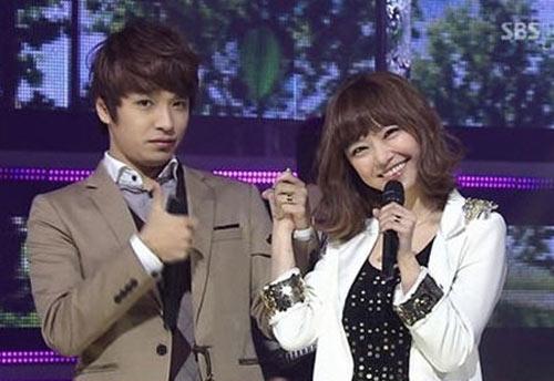 Showbiz Hàn: Trào lưu sao cặp sao - 3
