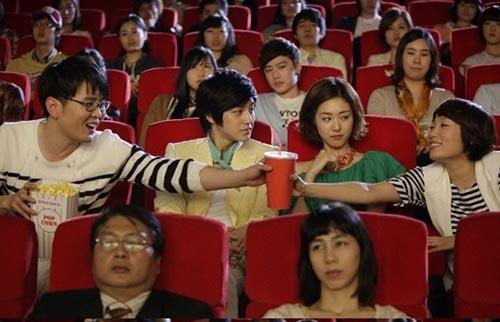 Showbiz Hàn: Trào lưu sao cặp sao - 10