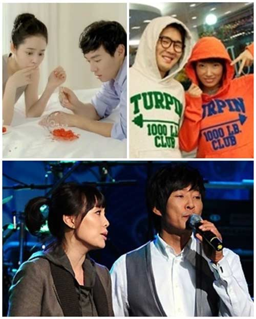 Showbiz Hàn: Trào lưu sao cặp sao - 6