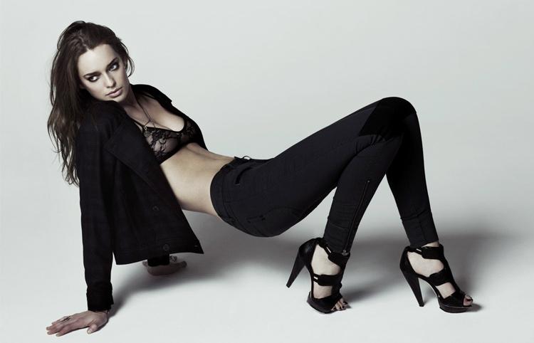 """""""Vũ khí"""" jeans skinny cho đôi chân sexy - 14"""
