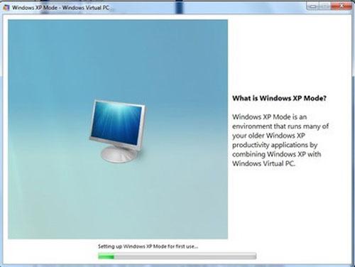 Cách cài đặt và sử dụng XP Mode trên Windows 7 - 4
