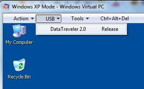 Cách cài đặt và sử dụng XP Mode trên Windows 7 - 7