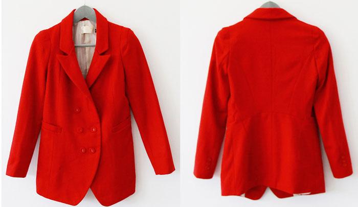 Đẹp hoàn hảo cùng áo vest thụng - 16