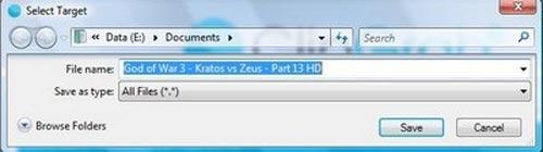 Cách Download video từ các website chia sẻ - 3