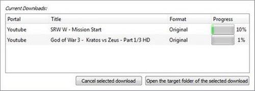 Cách Download video từ các website chia sẻ - 4