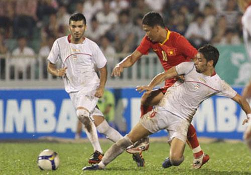 U23 Việt Nam - U23 Iran: Cuộc chiến quyết định! - 1