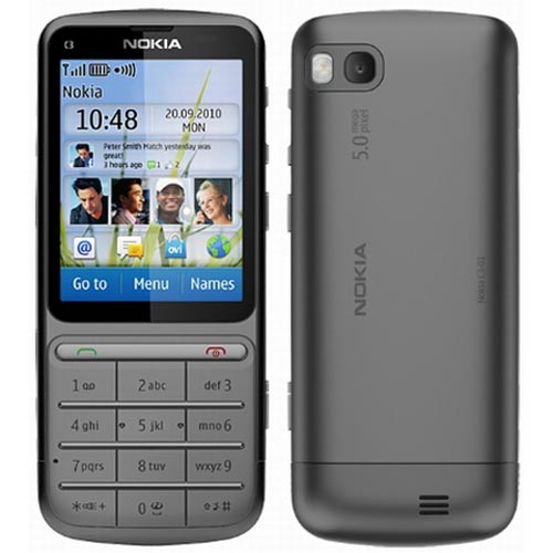 Nokia C3 01 Touch And Type Price In Pakistan Price In Pakistan Is ...