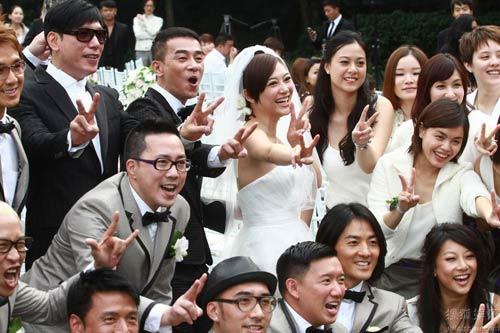 Trần Tiểu Xuân làm đám cưới lần 3 - 1