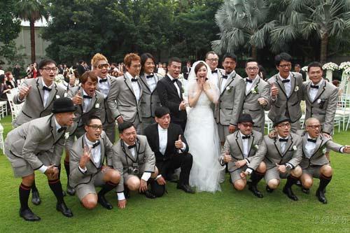 Trần Tiểu Xuân làm đám cưới lần 3 - 2
