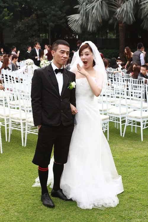 Trần Tiểu Xuân làm đám cưới lần 3 - 9