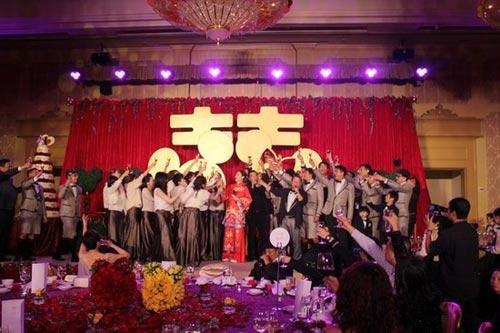 Trần Tiểu Xuân làm đám cưới lần 3 - 13