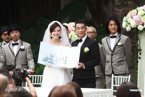 Trần Tiểu Xuân làm đám cưới lần 3 - 16