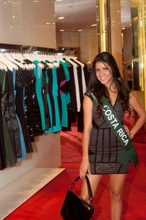Công ty MaiSon hân hạnh đón chào các Hoa Hậu Trái Đất 2010 - 8