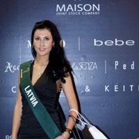 Công ty MaiSon hân hạnh đón chào các Hoa Hậu Trái Đất 2010