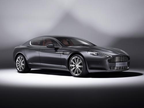 Aston Martin Rapide Luxe chiếc xe đáng để mơ - 2