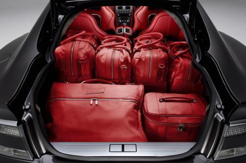 Aston Martin Rapide Luxe chiếc xe đáng để mơ - 8