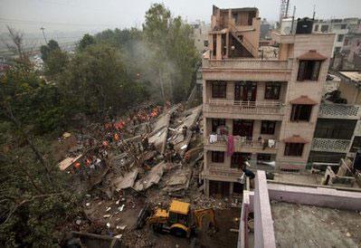 Sập nhà, 65 người tử vong - 1