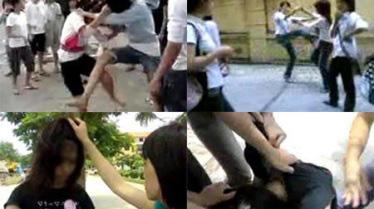 Nữ sinh lớp 8 bị đàn chị đâm trọng thương - 1