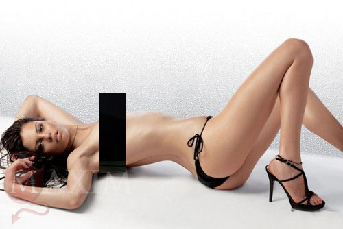 Đại diện Hy Lạp là siêu mẫu khiêu dâm - 7