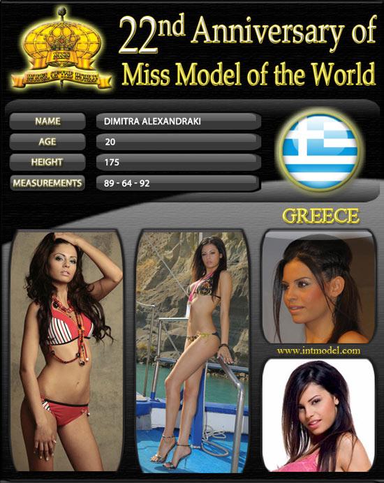 Đại diện Hy Lạp là siêu mẫu khiêu dâm - 8