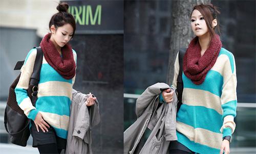 Đa phong cách với khăn ống thời trang - 3