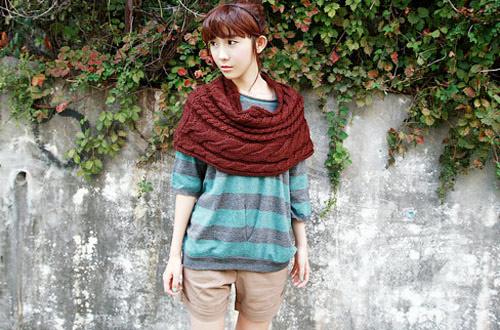 Đa phong cách với khăn ống thời trang - 4