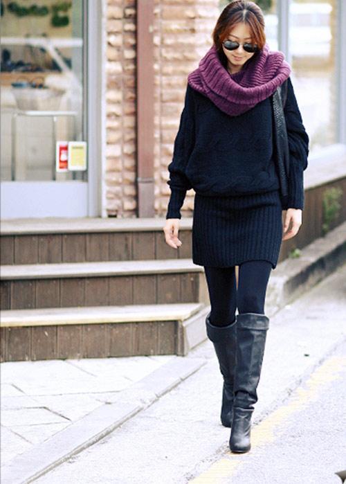 Đa phong cách với khăn ống thời trang - 14
