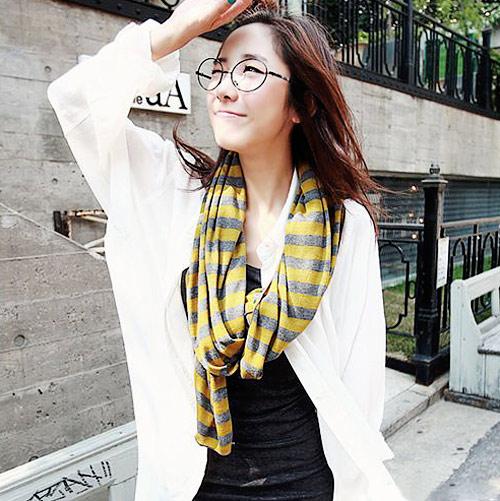 Đa phong cách với khăn ống thời trang - 15