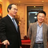GS Châu giãi bày việc nhận căn hộ 160m2