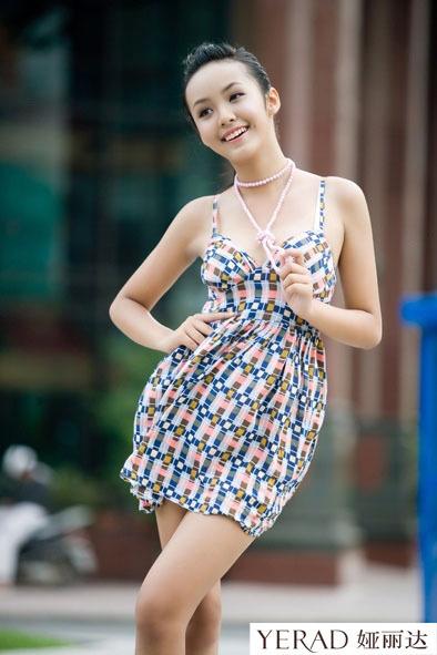 Elly Trần Hà khoe nội y sexy ở Trung Quốc - 19