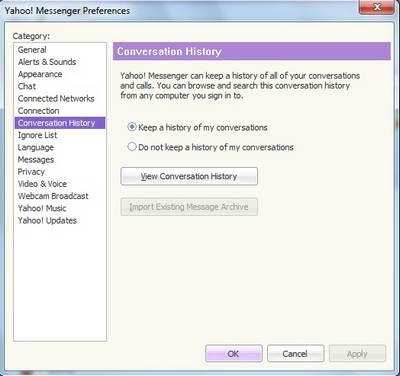 Trải nghiệm Yahoo! Messenger 11 Beta - 11