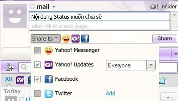Trải nghiệm Yahoo! Messenger 11 Beta - 8