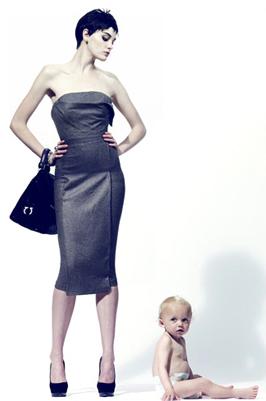"""Sao Hàn """"đốt tiền"""" vì váy Victoria Beckham - 1"""