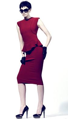 """Sao Hàn """"đốt tiền"""" vì váy Victoria Beckham - 3"""