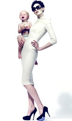 """Sao Hàn """"đốt tiền"""" vì váy Victoria Beckham - 2"""