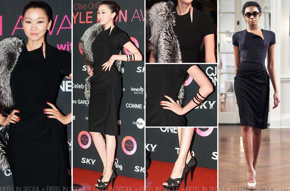 """Sao Hàn """"đốt tiền"""" vì váy Victoria Beckham - 10"""