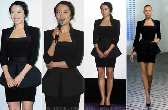 """Sao Hàn """"đốt tiền"""" vì váy Victoria Beckham - 14"""