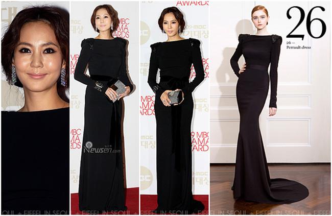 """Sao Hàn """"đốt tiền"""" vì váy Victoria Beckham - 19"""
