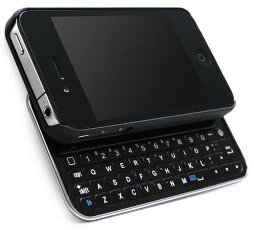 iPhone 4 trang bị bàn phím QWERTY - 1