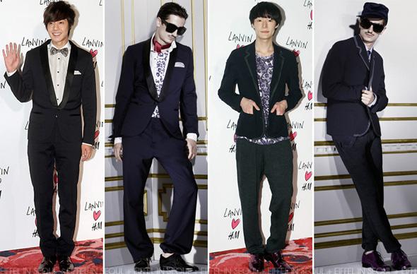 """""""Mát mắt"""" ngắm sao Hàn mặc đồ siêu rẻ - 18"""