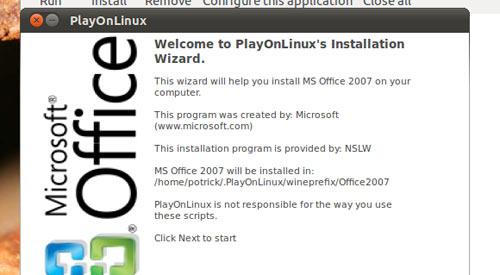 Hướng dẫn cài đặt Microsoft Office trong Linux - 3
