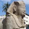 Phát hiện mới 12 tượng nhân sư 2300 năm